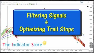 Signal Filtering and Trailing Stop Optimization in English