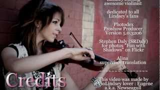 Lindsey Stirling   SHADOWS   Full HD