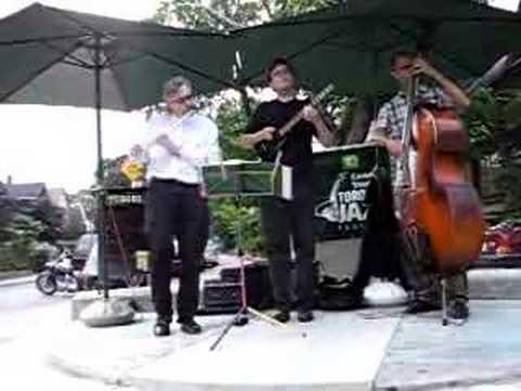 Bill McBirnie - Jazz Flute Trio - Phase 2