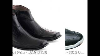 Sepatu Sekolah Model Trendy