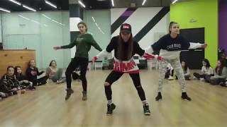 "Dopebwoy ""CARTIER"" Ft. Chivv & 3robi   Mims Boneva Choreography X The Scary ShadowZzz"