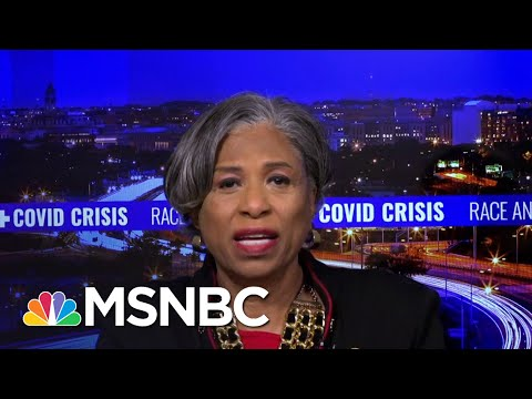 Rep. Lawrence: I Have Taken The Vaccine, I Believe In It | The ReidOut | MSNBC