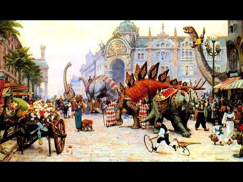 ¿Existió una Humanidad que convivió con los Dinosaurios?