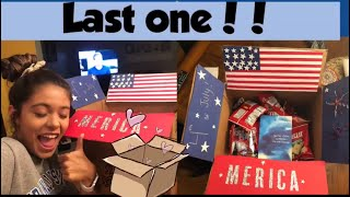 Military Care Package!! ( #3)
