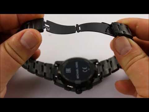 relogio digital smartwatch michael kors access mkt5029 preto · relogio  michael kors. Carregando zoom. 758dd8794c