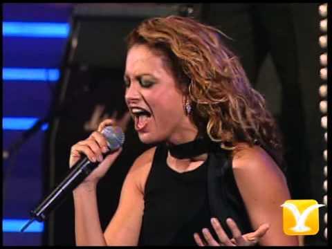 Paulina Rubio, El último adios, Festival de Viña 2005