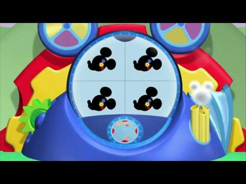 Mickey Mouse Clubhouse Season 3 Mouseketools