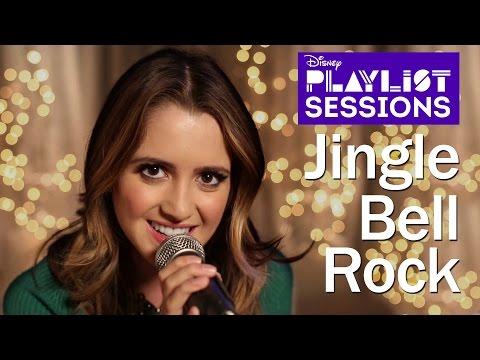 Laura Marano | Jingle Bell Rock | Disney Playlist Sessions