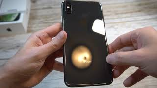 iPhone XS Max Space Gray Unboxing and Overview