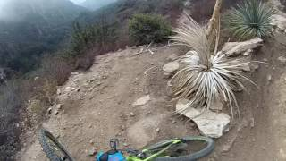 Mt. Wilson Downhill Shuttle with SCOA.