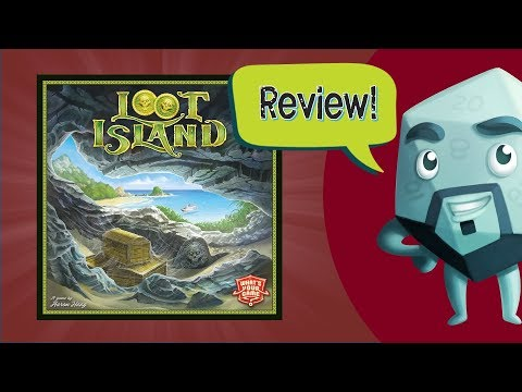 Loot Island Review - with Zee Garcia