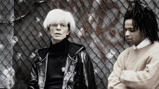 "David Bowie and Julian Schnabel interview on ""Basquiat"" (1996)"