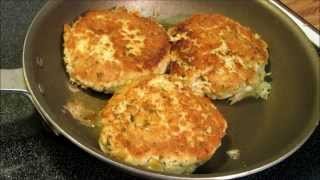 How To Make Maryland Style Crab Cakes