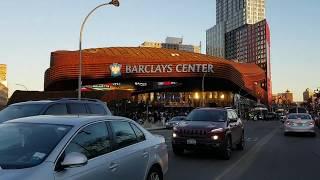 NBA TOUR - Barclays Center Brooklyn New York
