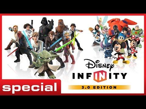Disney infinity 3.0 - So funktionieren die Figuren und die Toybox