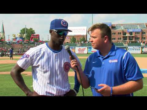 Chris Singleton Postgame Interview (August 19, 2018)
