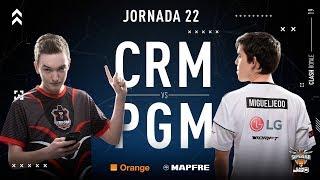 Cream eSports VS PENGUINS | Jornada 22 | Temporada 2018-2019
