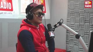 DJ Hamida dans le Morning de Momo sur HIT RADIO - 28/01/15