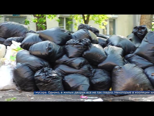 Кто обязан убирать крупногабаритный мусор?