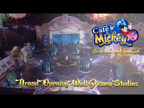 [2002] Grand Opening Walt Disney Studio's Park - Disneyland Paris