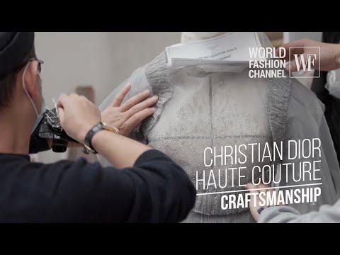 Christian Dior Haute Couture   Craftsmanship   Part 3