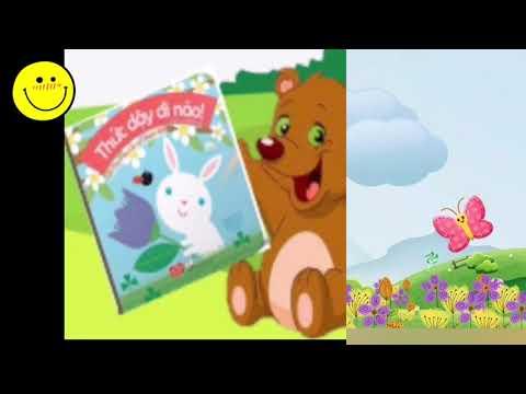 Cách lật mở sách, xem sách, cất sách MGL ( 5-6 Tuổi)