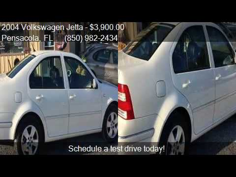 2004 Volkswagen Jetta GLS 4dr Sedan For Sale In Pensacola, F