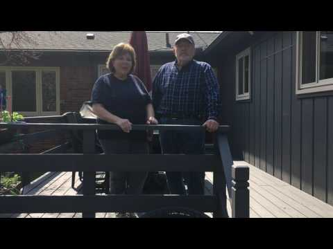 West Bloomfield MI Epoxy Flooring/Deck Restoration Video Testimonial for Armor Tough Coatings