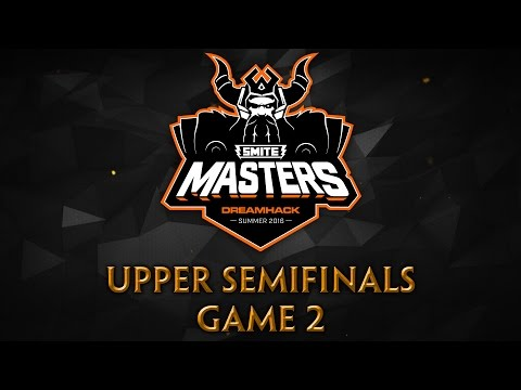 SMITE Masters Semifinals - Panthera vs. Team Eager (Game 2)