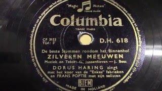 Dorus Haring: Zilveren Meeuwen. (ca1954).