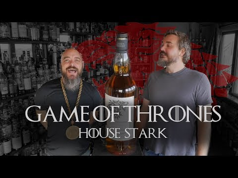Whiskey Review: Game of Thrones Dalwhinnie Winter's Frost House Stark with Dalwhinnie 15 Comparison