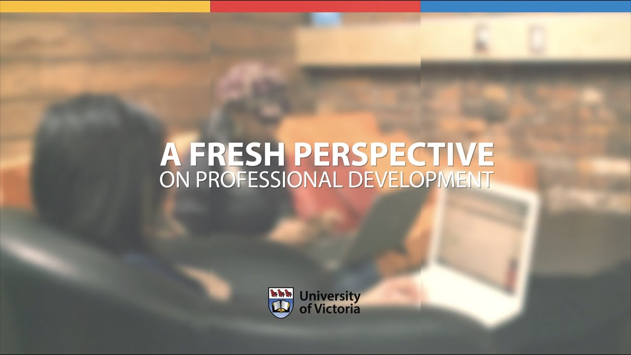 Video - Shape your career with a professional education