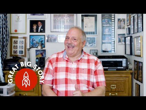 Meet the Fastest Talker in the World, John Moschitta Jr.