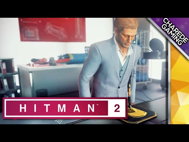 Hitman 2: Elusive Targets: The Undying; Explosive Penmanship & Thorough Demonstration| Charede Plays