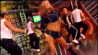 Jessica Simpson Irresistible live on Viva 2001