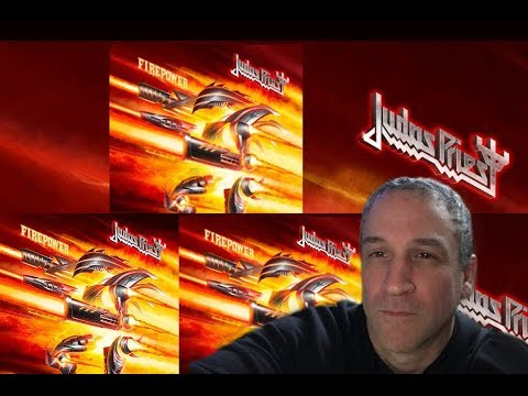 "Judas Priest Firepower Album Review -The Metal Voice ""Spectre"" Link below"