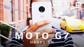 Motorola Moto G7, Motorola Moto G7 Power and Motorola Moto G7 Play Hands-On