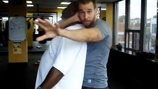 One Arm Choke