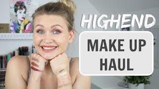 HIGHEND MAKEUP HAUL 🤑 | Tarte, Sephora, BeautyBay, Cult Beauty, Douglas | XXL HAUL