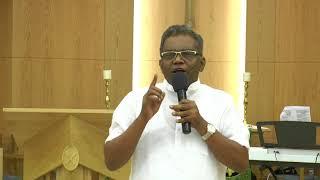 Bro.Augustine Jebakumar - Christian Life Is A Growing Life