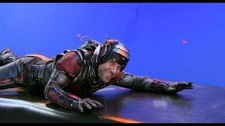 Ant-Man | Behind the scenes