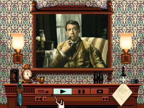 Sherlock Holmes : Consulting Detective : Vol. I PC Engine