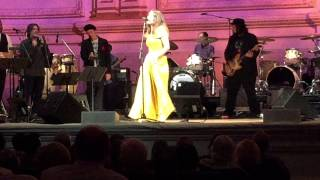 Jade (of Edward Sharpe and the Magnetic Zeros) with Antibalas.- Carnegie Hall tribute to David Byrne