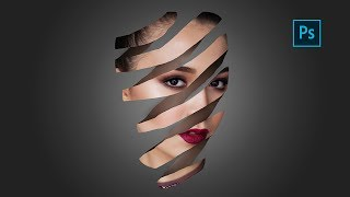 Face Peel Effect | Photoshop Tutorial