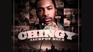 Chingy - We N Hurr - Jackpot Back Mixtape