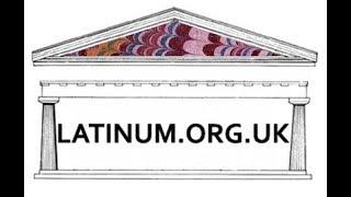 Roman Mythology - De Saturno - About the God Saturn.