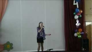 Крысова Екатерина - «Песня -- это птица»