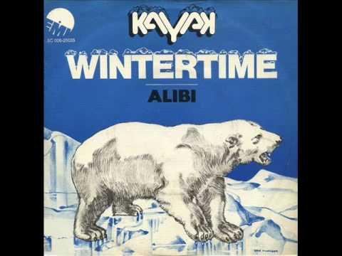 Kayak - Wintertime