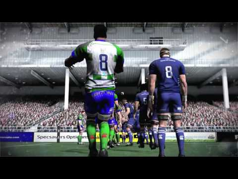 Видео № 0 из игры Rugby World Cup 2015 (Б/У) [PS4]