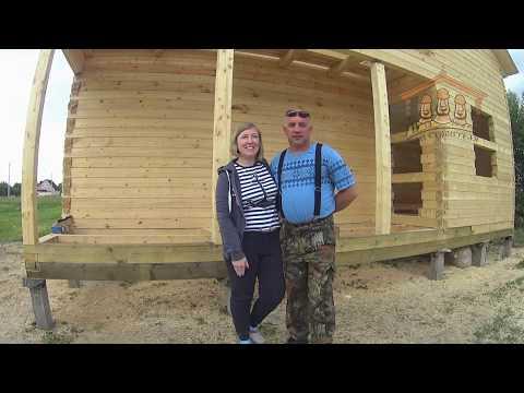 Федорова Е.А. - видеоотзыв о строительстве
